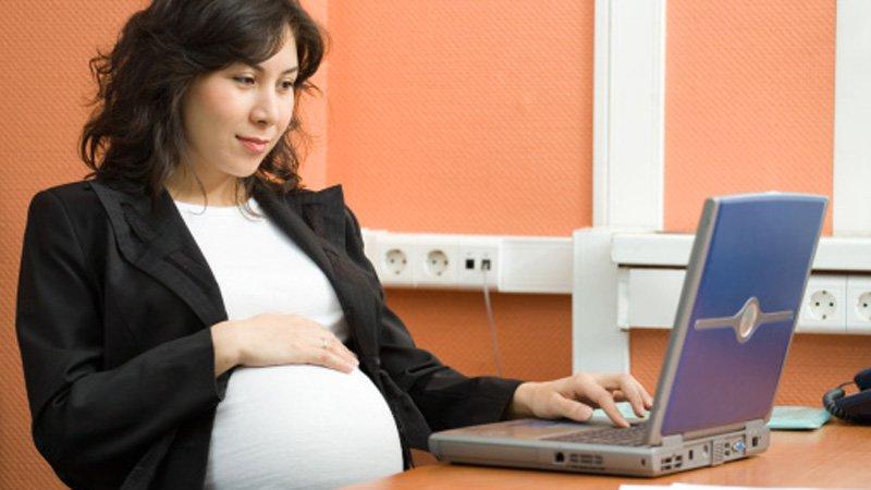 congé maternité du secteur privé