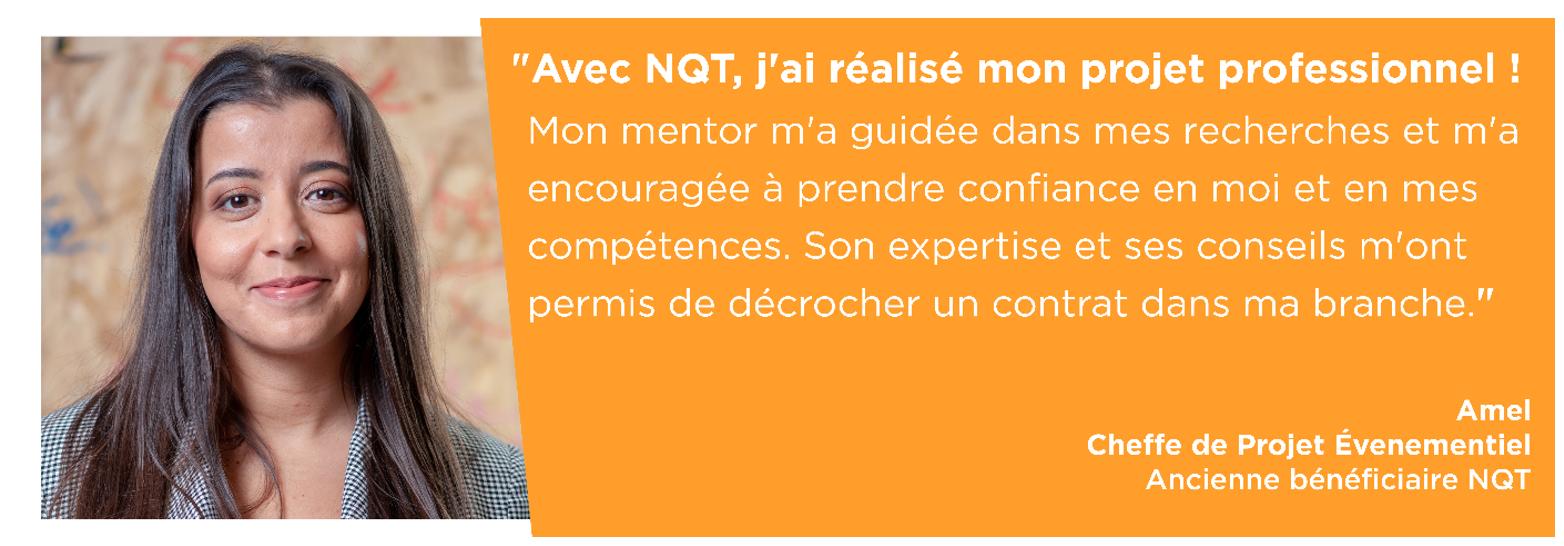 Décrochez votre emploi ou votre alternance dans les 6 mois avec NQT !